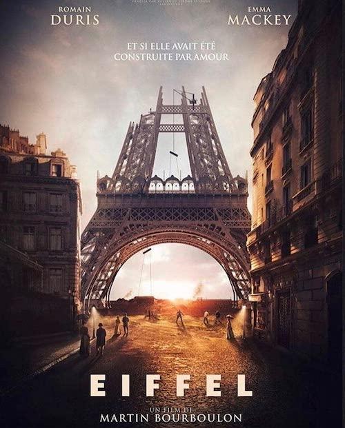 Alexandre Desplat para el biopic Eiffel