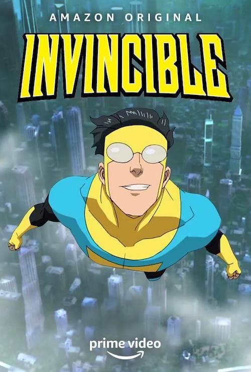 John Paesano para la serie de animación Invincible