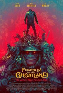 Póster Prisoners of the Ghostland
