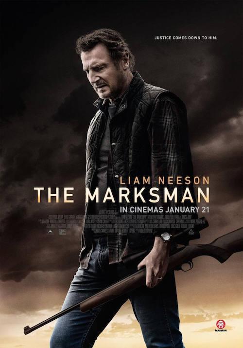 Sean Callery para el thriller de acción The Marksman