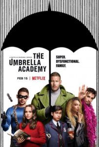 Póster The Umbrella Academy