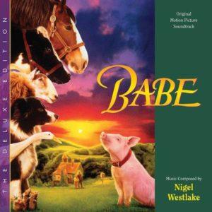 Carátula BSO Babe - Nigel Westlake
