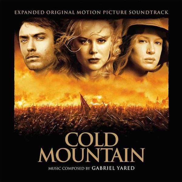 Music Box Records expande Cold Mountain de Gabriel Yared