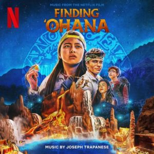 Carátula BSO Finding 'Ohana - Joseph Trapanese