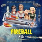 Carátula BSO Fireball XL5 - Barry Gray