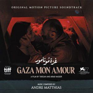 Carátula BSO Gaza Mon Amour - Andre Matthias