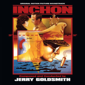 Carátula BSO Inchon - Jerry Goldsmith