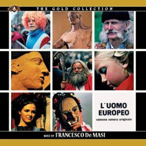 Carátula BSO L'Uomo Europeo - Francesco De Masi