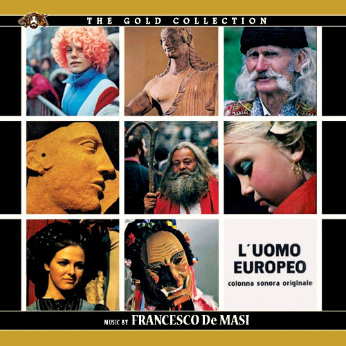 Kronos Records edita L'Uomo Europeo de Francesco De Masi