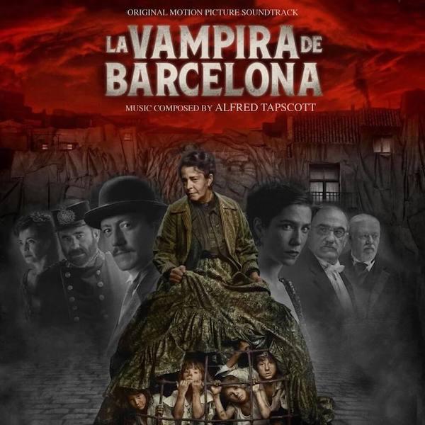 Quartet Records edita la banda sonora La vampira de Barcelona