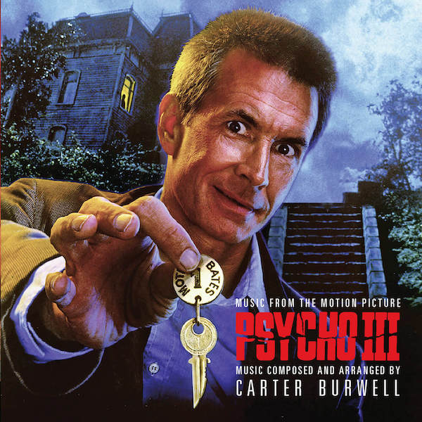 Intrada edita Psycho III de Carter Burwell