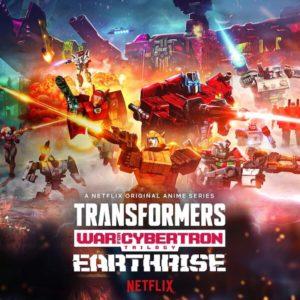 Carátula BSO Transformers: War for Cybertron Trilogy: Earthrise - Alexander Bornstein