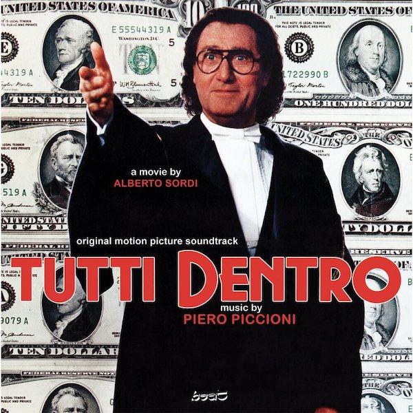 Beat Records edita Tutti Dentro de Piero Piccioni