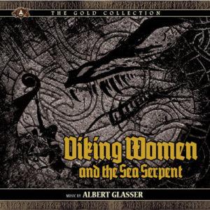 Carátula BSO Viking Women and the Sea Serpent - Albert Glasser