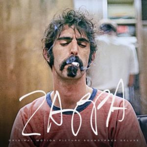 Carátula BSO Zappa - John Frizzell