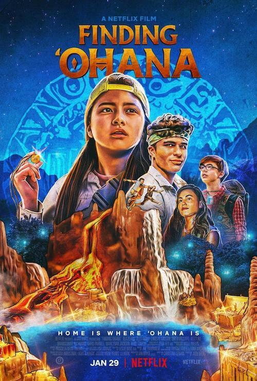 Joseph Trapanese para la comedia de acción Finding 'Ohana