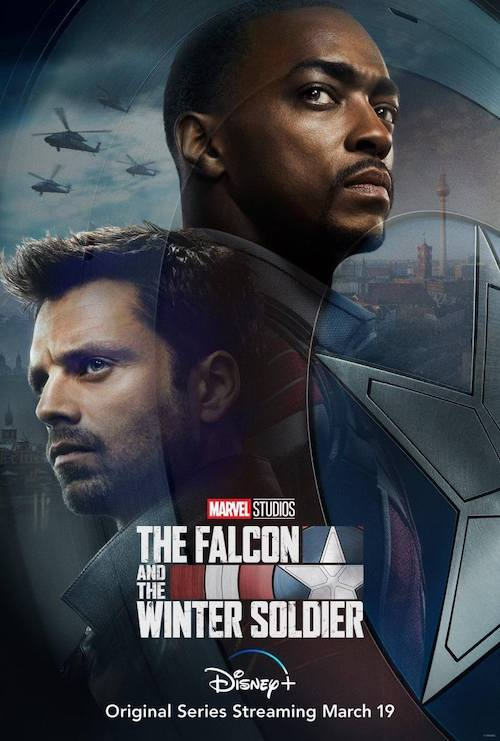 Henry Jackman para la serie The Falcon and the Winter Soldier