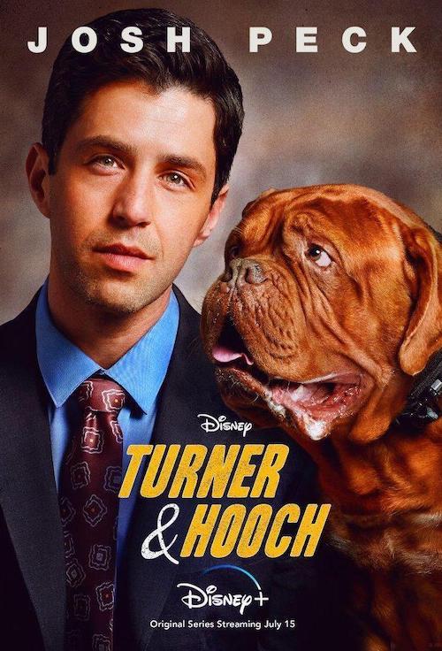 Jeff Cardoni para la serie de comedia Turner & Hooch