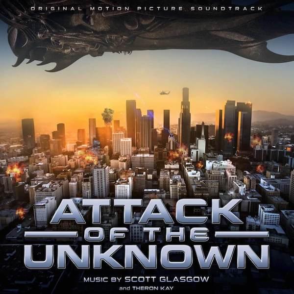 Fourteen Kings Music edita la banda sonora Attack of the Unknown