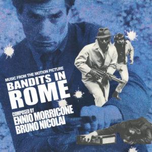 Carátula BSO Bandits in Rome - Ennio Morricone y Bruno Nicolai