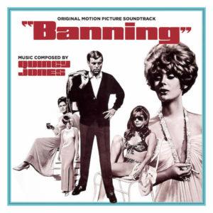 Carátula BSO Banning - Quincy Jones