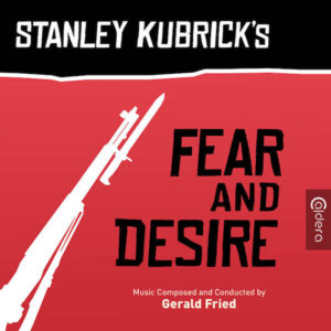 Carátula BSO Fear and Desire - Gerald Fried