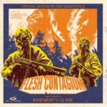 Carátula BSO Flesh Contagium - Daniele Marinelli, Luca Maria Burocchi y Riccardo Adamo