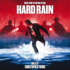 Carátula BSO Hard Rain - Christopher Young