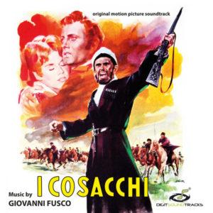 Carátula BSO I Cosacchi - Giovanni Fusco