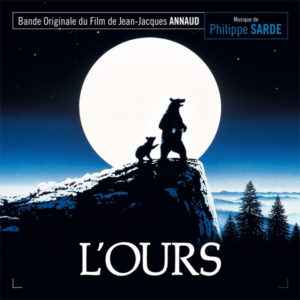 Carátula BSO L'Ours - Philippe Sarde