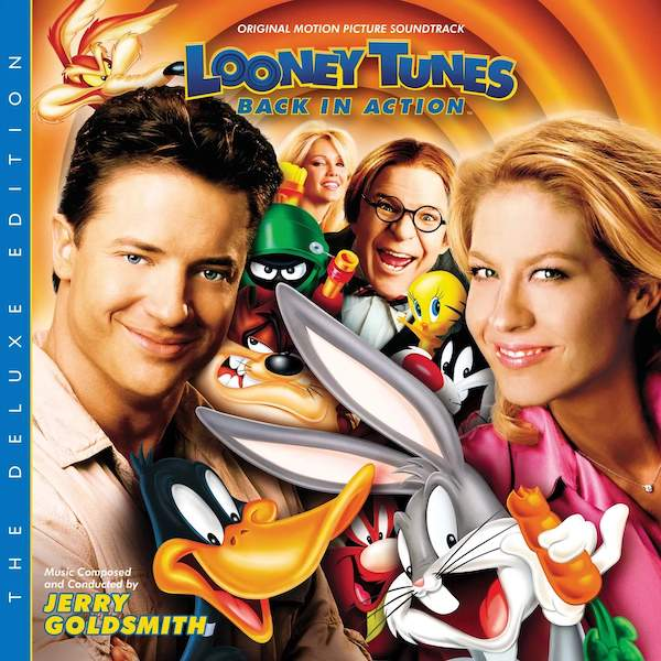 Varèse Sarabande expande Looney Tunes: Back in Action de Jerry Goldsmith