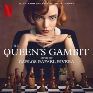Carátula BSO The Gambit's Queen - Carlos Rafael Rivera