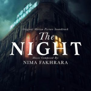 Carátula BSO The Night - Nima Fakhrara