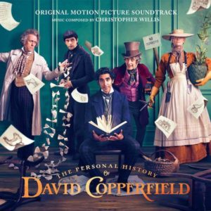 Carátula BSO The Personal History of David Copperfield - Christopher Willis