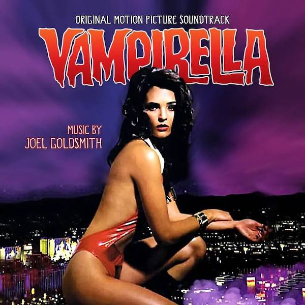 Dragon's Domain Records edita Vampirella de Joel Goldsmith