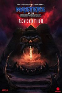 Póster Masters of the Universe: Revelation