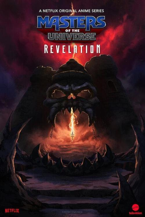 Bear McCreary para la serie Masters of the Universe: Revelation