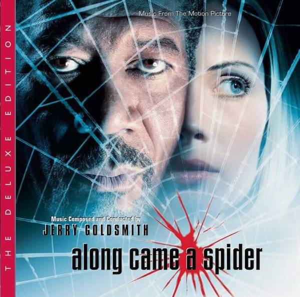 Varèse Sarabande expande Along Came a Spider de Jerry Goldsmith
