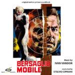 Carátula BSO Bersaglio Mobile - Ivan Vandor