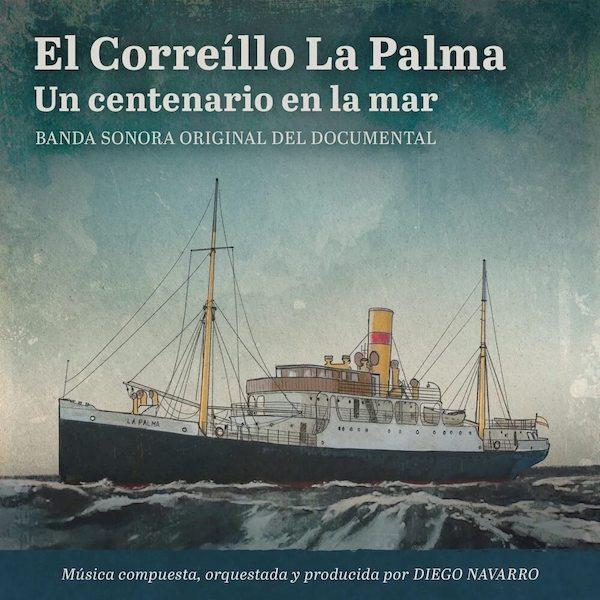 Diego Navarro edita su trabajo El Correíllo 'La Palma', un centenario en la mar