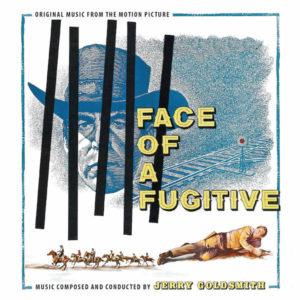 Carátula BSO Face of a Fugitive - Jerry Goldsmith