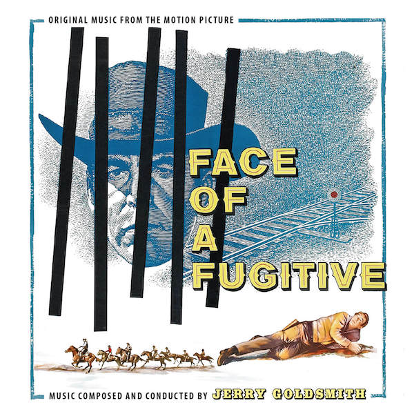 Intrada edita Face of a Fugitive de Jerry Goldsmith