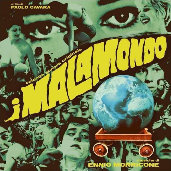 CAM Records edita I Malamondo de Ennio Morricone