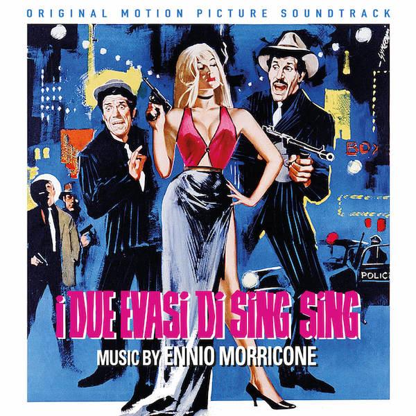 Quartet Records edita I due evasi di Sing Sing de Ennio Morricone