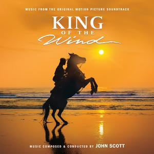 Carátula BSO King of the Wind - John Scott