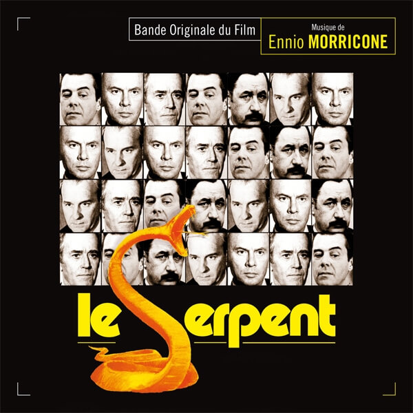 Music Box Records reedita Le Serpent de Ennio Morricone