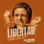 Carátula BSO Libertad - Mario de Benito