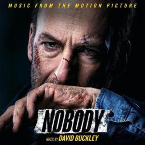 Carátula BSO Nobody - David Buckley