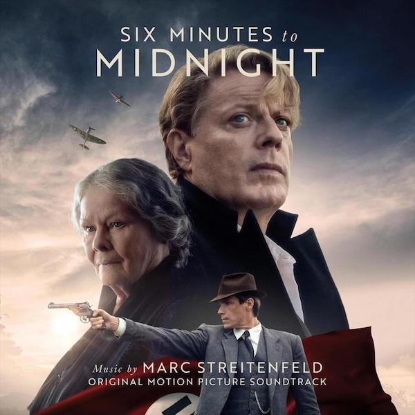 Marc Streitenfeld edita su trabajo Six Minutes to Midnight