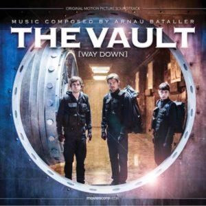 Carátula BSO The Vault (Way Down) - Arnau Bataller